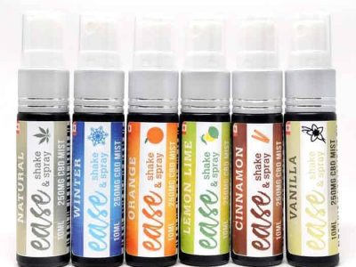 250mg CBD Oral Spray 10ml