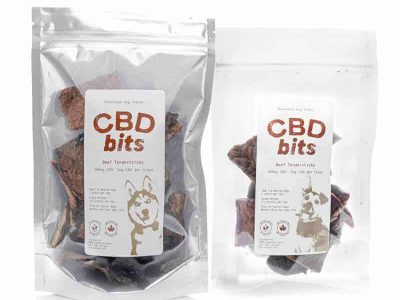CBD Beef Tendersticks – CBDbits Medicated Dog Treats