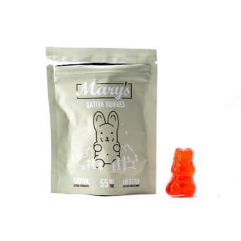 Mary's Sativa Bunnies Extra Strength