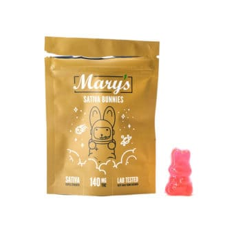 Mary's Sativa Bunnies Triple Strength