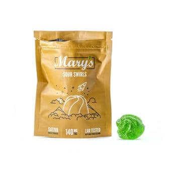Mary's Sour Swirls Triple Strength Sativa