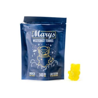 Mary's Westcoast Teddies Triple Strength Indica