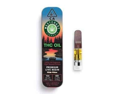 THC Vape Oil For Sale